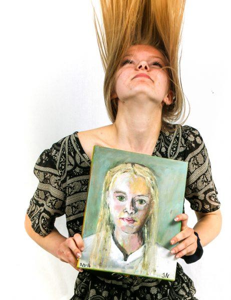Efterskole med kunst